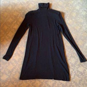 Polo Turtleneck Dress